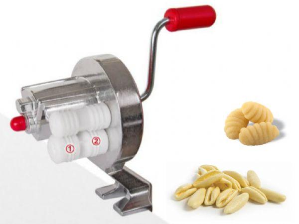 Macchina per cavatelli little mama casalinghi inox - Macchine per pasta fatta in casa ...